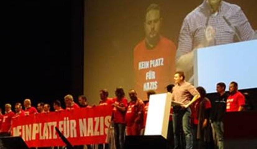 """IG Metall-Vertrauensleute: """"Kein Platz für Nazis"""""""