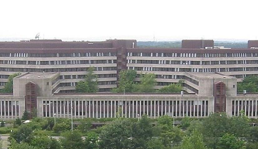 Zentrale des Inlandsgeheimdienstes