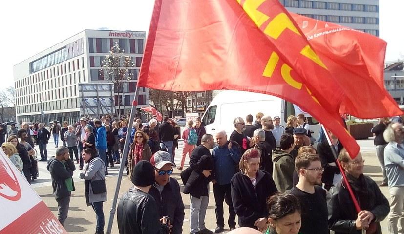 """Gelsenkirchen und Duisburg sagen """"Nein"""" zu """"Die Rechte"""""""