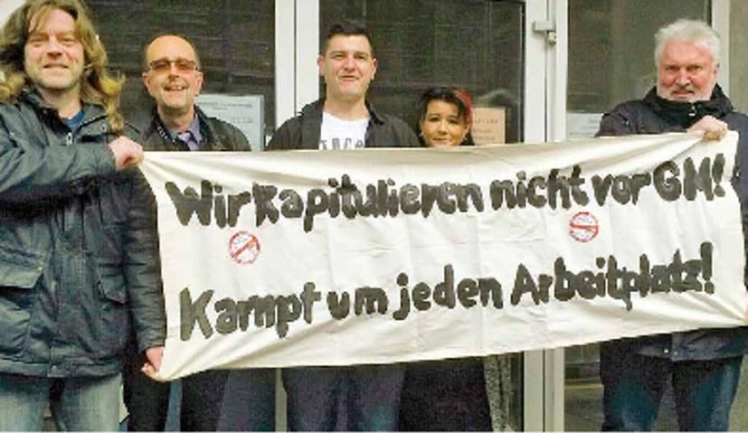Wer kämpft kann gewinnen - wie das Beispiel des Opelaners Christian Kowoll zeigt (rf-foto)