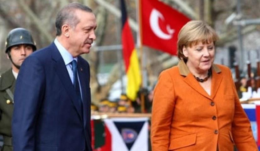 """""""Nein"""" zu Deals zwischen Merkel und Erdogan"""