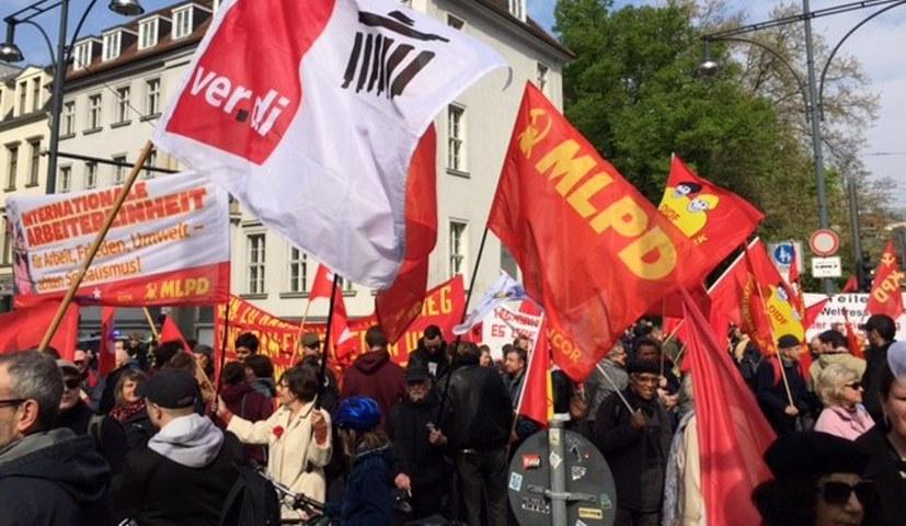 Gegen Ausgrenzung durch den DGB München: Für wirkliche Überparteilichkeit