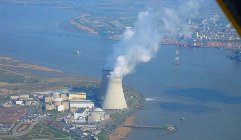Atomarer Störfall im AKW Doel