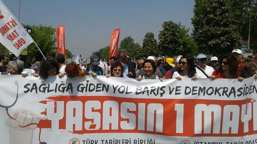 Beeindruckender Erfolg der Arbeiterbewegung in der Türkei