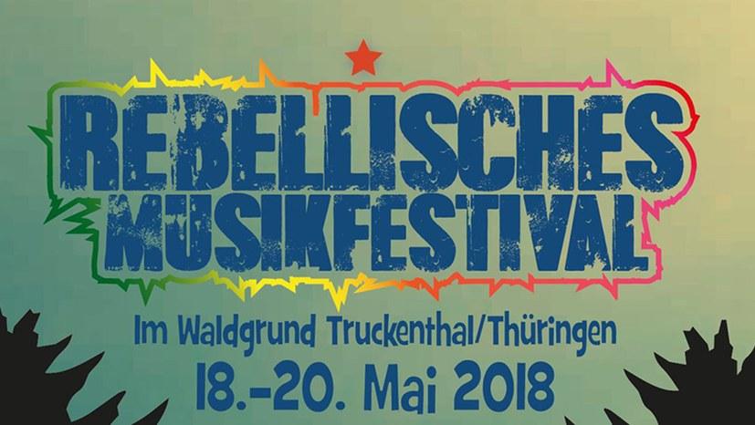 Auf zum Rebellischen Musikfestival! Halle kommt!