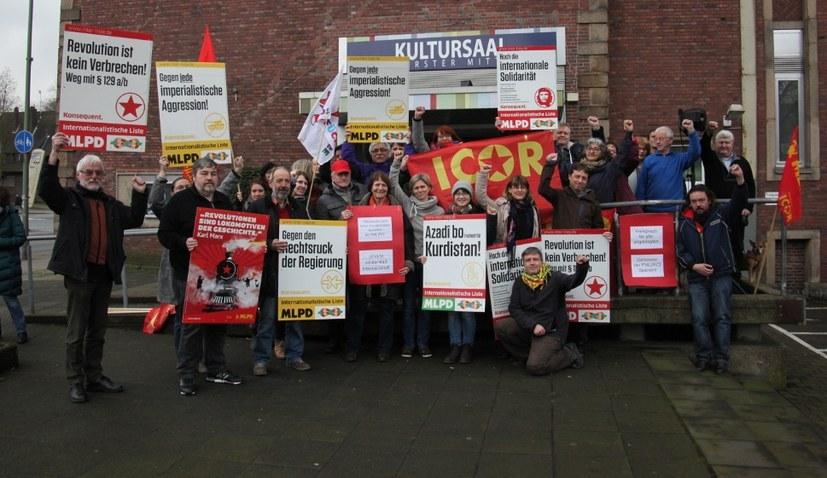 Aufruf der ICOR zum internationalen Kampftag gegen Faschismus und Krieg