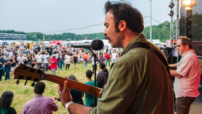 """Grup Yorum: """"Wir rufen alle unsere Fans auf, zum Festival zu kommen"""""""