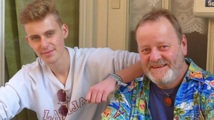 Vater und Sohn auf den Spuren deutscher Geschichte