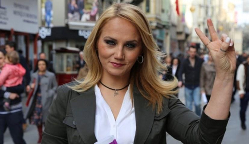 Pınar Aydınlar im Gefängnis misshandelt