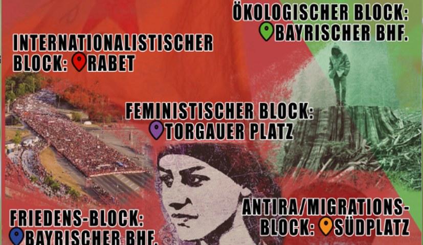 """""""Rojava calling - Gesellschaftlichen Umbau wagen!"""""""