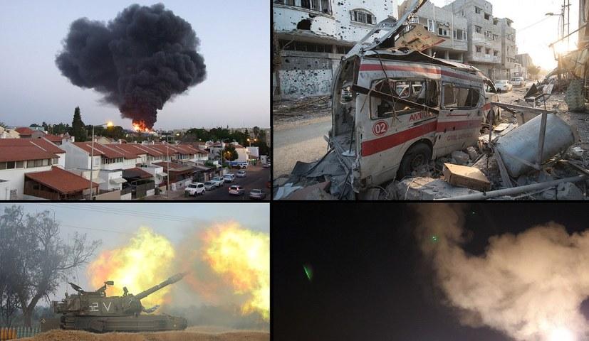 Erneute israelische Aggression gegen Gaza