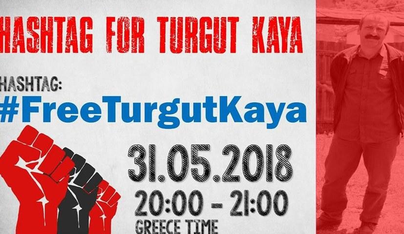 Keine Auslieferung von Turgut Kaya in die Türkei