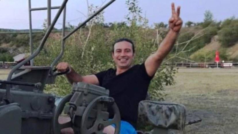 Freiheit für Hidir Gönek!