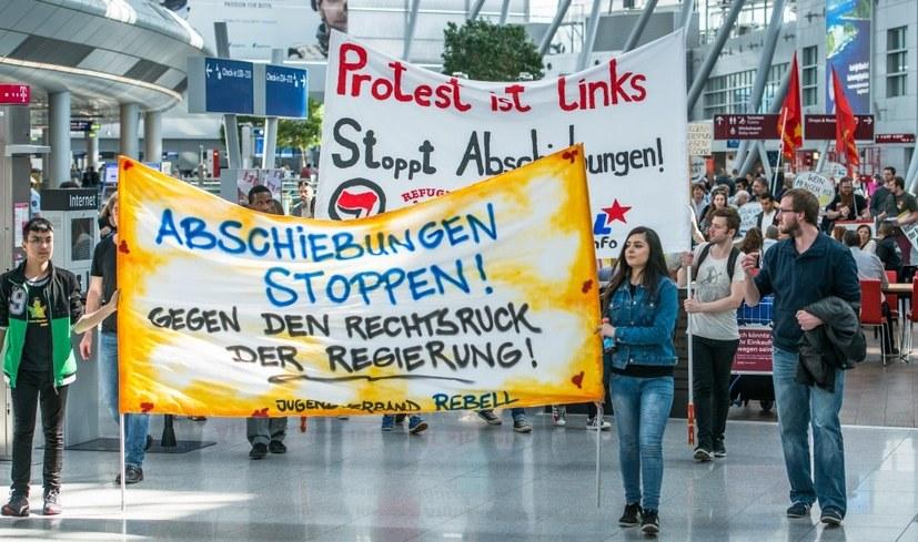 Montagsdemos (nicht nur) in NRW rufen zum Widerstand