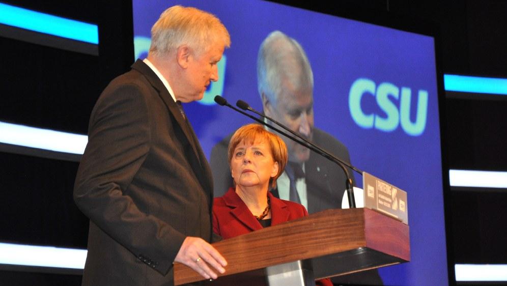 Offene Regierungskrise in Berlin
