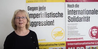 Monika Gärtner-Engel grüßt die People's Democratic Party (PDP) Südkorea