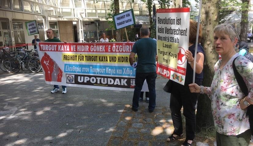 Gesundheitszustand von Turgut Kaya verschlechtert sich - MLPD ruft zu Soliaktionen auf