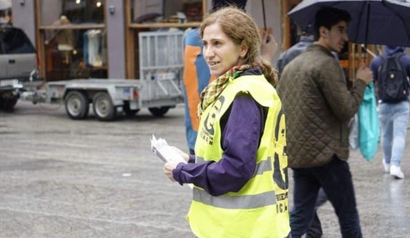 Kurdische Frauenaktivistin in die Türkei abgeschoben!