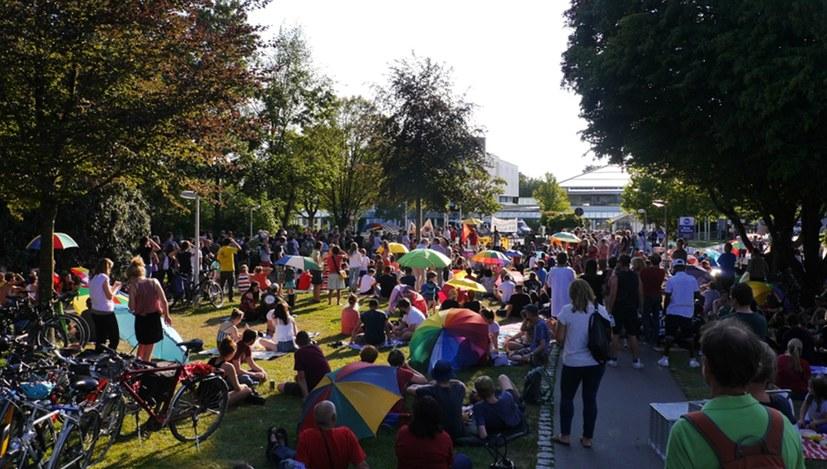 In Oberschwaben formiert sich der Protest gegen AfD und Rechtsentwicklung