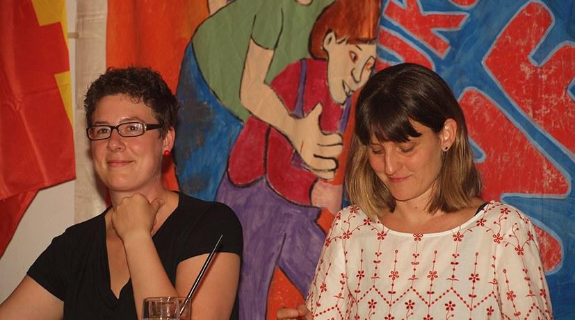 Veranstaltung mit Gabi Fechtner: Ja, man kann und muss die Rechtsentwicklung stoppen!