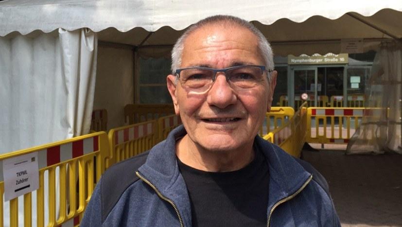 Haftentlassung von Haydar Bern - Vier Angeklagte noch in Haft