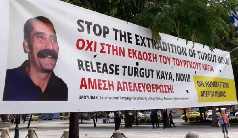 Turgut Kaya ist frei!
