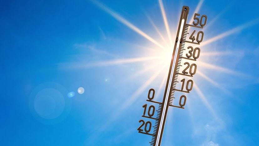 Was tun bei der Hitze am Arbeitsplatz