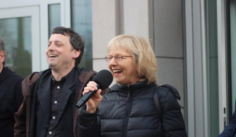 Am 16. August in Essen: Prozess MLPD gegen Deutsche Bank