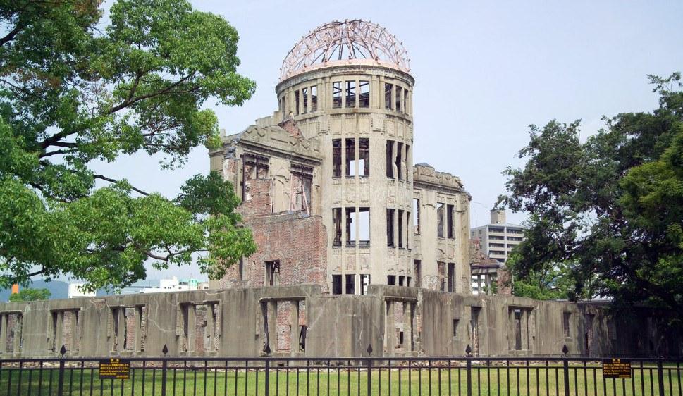 Das Mahnmahl in Hiroshima (foto: gemeinfrei)