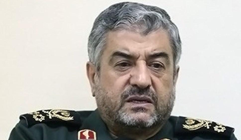 Hauptverantwortlich für die brutale Niederschlagung von Protesten im Land: General Mohammad Ali Dschafari, Kommandeur der