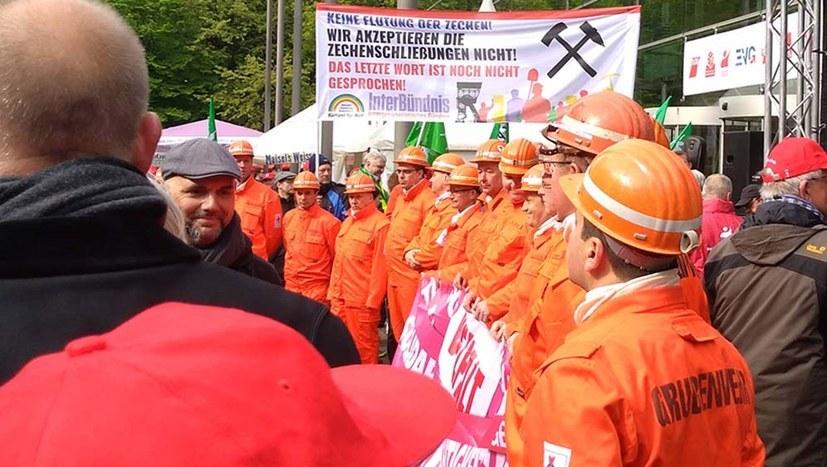 Auf den Spuren des großen Bergarbeiterstreiks 1997 – Zeitzeugen gesucht