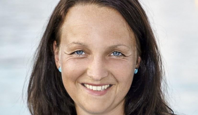 Martina Stalleicken, Frauenpolitische Sprecherin der MLPD (rf-foto)