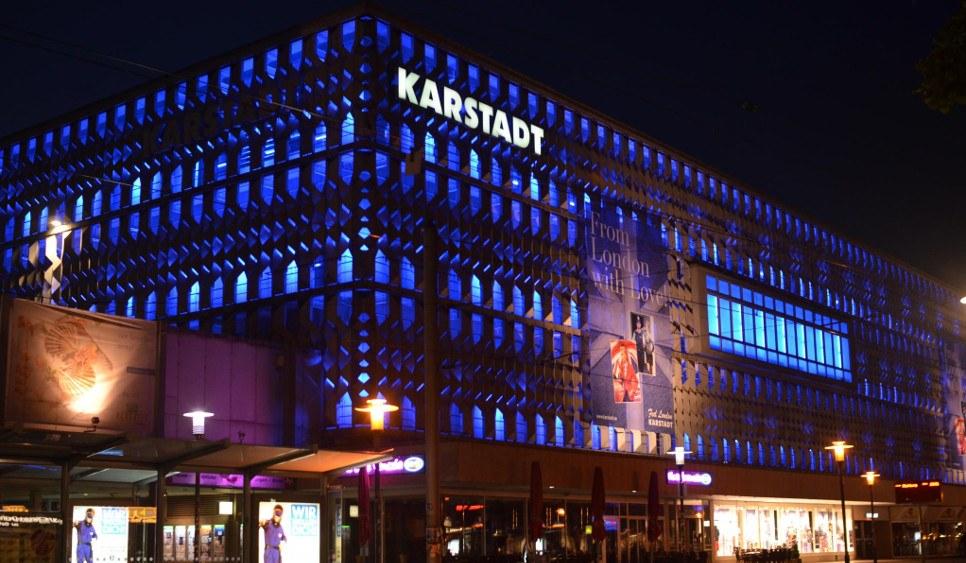 Karstadt in Magdeburg (Foto: Torsten Maue)