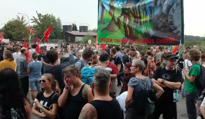 Polizei beendet Räumung im Hambacher Forst