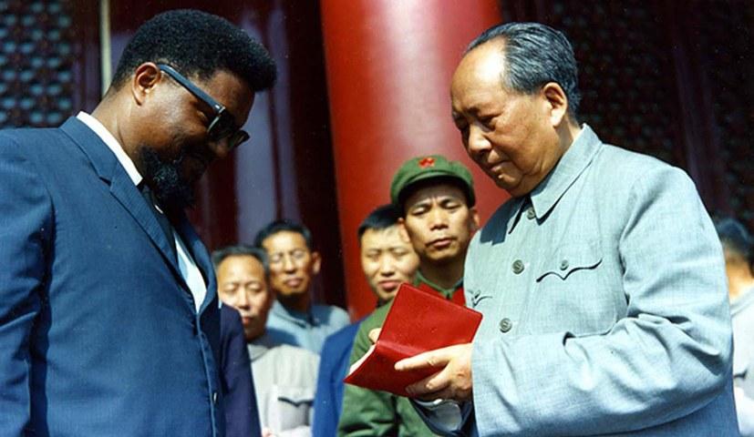 Mao Zedong contra Wolfgang Schäuble