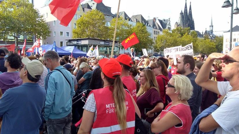 Köln zeigt Haltung
