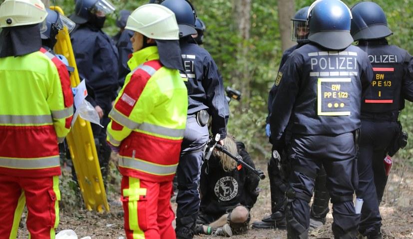 Tragischer Todesfall im Hambacher Wald – Naturführer kritisiert Fake News