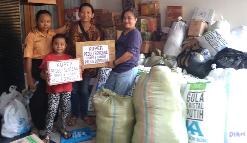 Solidarität International ruft zu Spenden für Sulawesi auf
