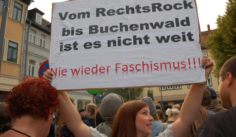 4:0 für Antifaschistinnen und Antifaschisten - Faschistenkonzerte verhindert
