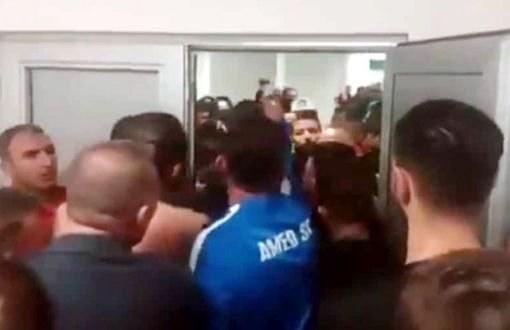 Angriff auf kurdische Fußballmannschaft