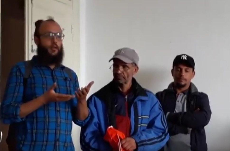 Von Tunesien nach Deutschland