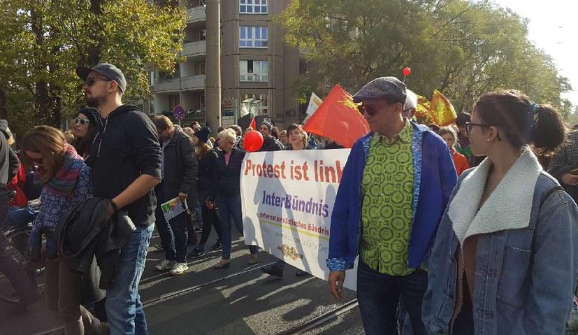 """Breites Bündnis gegen """"Pegida""""-Kundgebung - Antikommunisten sehen rot ..."""