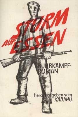 Hans Marchwitza: Sturm auf Essen