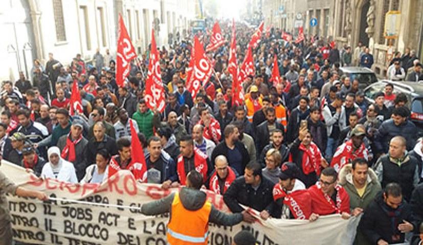 Widerstand gegen ultraraktionäre Regierung Italiens entwickelt sich