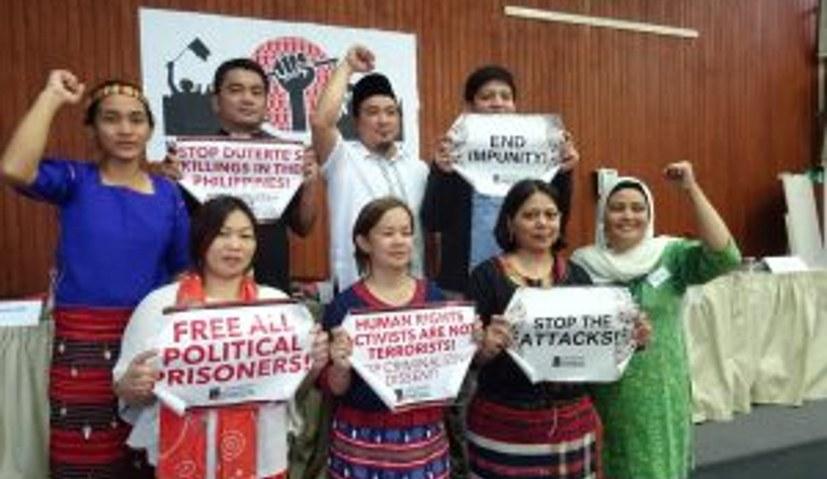 Internationales Volkstribunal spricht Duterte und Trump schuldig