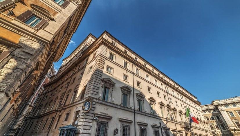 Residenz des italienischen Premierministers (Foto: fotolia.com | Datei: #176964299 | Urheber: Gabriele Maltinti)