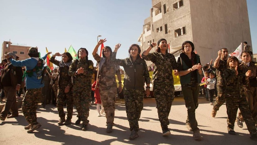 Rojava feiert Welt-Kobanê-Tag