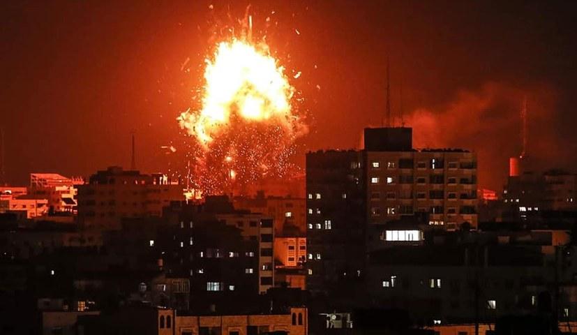 """""""Die Palästinenser in Gaza stehen nicht allein"""""""