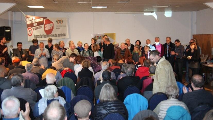 Solidarität mit Stefan Engel und Protest gegen Gesinnungsjustiz der Staatsanwaltschaft