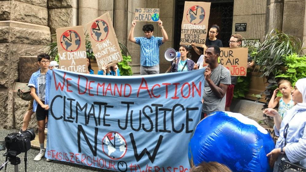 ZeroHour Climate March in Pittsburgh (Foto: Mark Dixon)